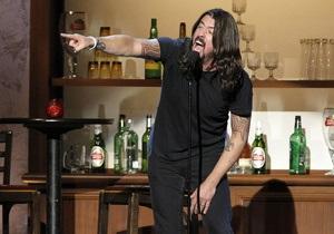 Фанаты группы Foo Fighters спровоцировали землетрясение в Новой Зеландии