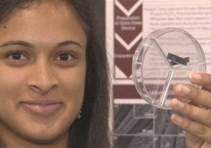 Школьница изобрела аккумулятор для зарядки смартфона за 20 секунд