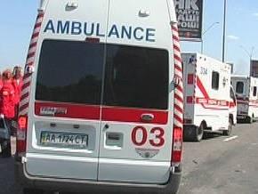 В Полтаве пассажир выпал из маршрутного такси и погиб