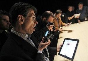 Китай признал право на торговую марку iPad за местной компанией