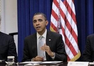Обама обсудил с лидерами Франции, Британии и Италии ситуацию в Ливии