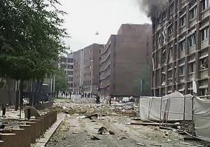 В результате взрыва в центре Осло погибли два человека
