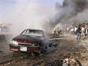В центральном Ираке взорван автомобиль