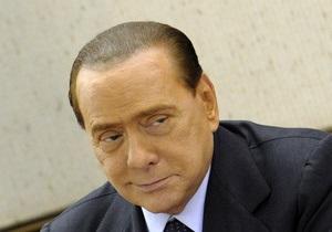 Источник: Берлускони пообещал Меркель больше не противостоять санкциям против Минска