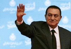 Суд Египта отказался разблокировать счета Мубарака