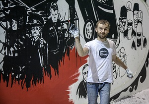 Директор Мистецького Арсенала объяснила, почему в преддверии визита Януковича закрасила одну из картин