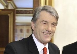 Наша Украина готова войти в коалицию при условии премьерства Ющенко