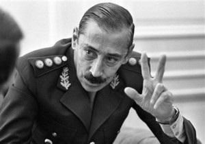 Германия потребовала выдачи бывшего диктатора Аргентины