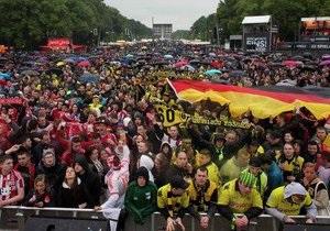 Перед финалом Лиги Чемпионов ФСБ предупредила Германию о чеченцах, готовивших теракты