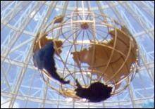 Аноним сообщил о заминировании Глобуса в Киеве