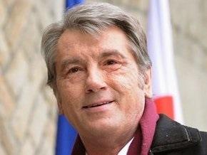Ющенко: Мистецький арсенал надо назвать именем Ивана Мазепы
