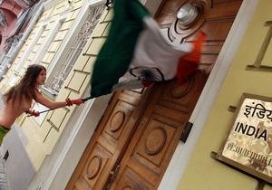 Против активисток FEMEN возбудили два уголовных дела