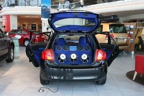 Звуковой демо-кар на базе Toyota Auris только в Тойота Центр Киев «ВиДи Автострада»