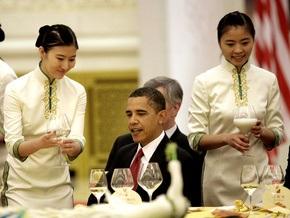 Фотогалерея: Критичный визит Обамы