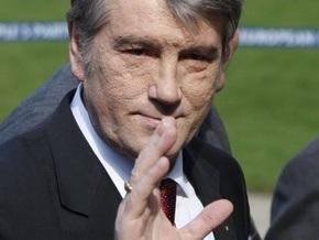Ющенко заявил, что передаст Еврокомиссии документ о проблемах с визами