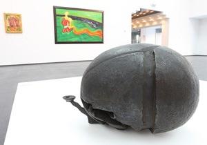 Фотогалерея: Итальянский трансавангард. Выставка в киевском Центре современного искусства М17
