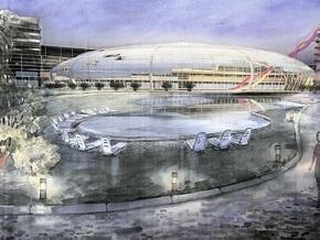 В Киеве на Левом берегу построят аквапарк