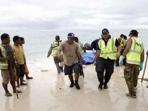 Число жертв цунами на Самоа достигло 118 человек