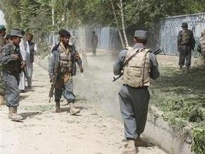 Смертники взорвали себя около здания Совета провинции Кандагар