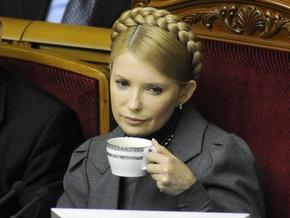 Тимошенко заявила, что имела право уполномочить Дубину на проведение переговоров