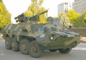 Укрспецэкспорт может поставить в Россию партию бронетехники