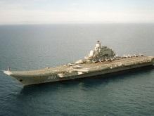 Военно-морской флот РФ будет строить авианосцы и атомные подлодки