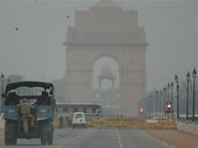Индия проведет эстафету Олимпийского огня в условиях строжайшей секретности