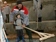 Александр Лукашенко рассказал о своем младшем сыне