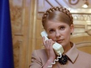 Тимошенко выразила соболезнования россиянам в связи с аварией на подлодке