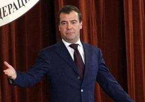 Янукович встретится с Медведевым 26 ноября