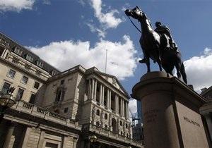 Банк Англии оставил процентную ставку на минимальном уровне с XVII века