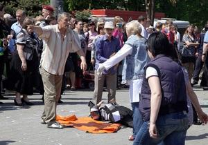 В Днепропетровске один из обвиняемых в организации взрывов объявил голодовку