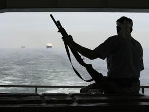 Сомалийские пираты захватили второе американское судно