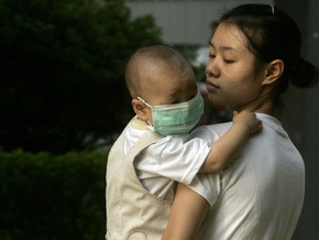 Из-за свиного гриппа в китайских школах ввели ежедневный медосмотр