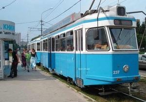 Винница полностью перейдет на швейцарские трамваи
