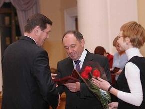 Более сотни киевлян получили государственные награды Украины