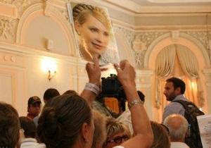 Тимошенко просит закрыть дело по ЕЭСУ, на суд не приедет