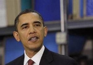 Обама назвал данные по безработице в США обнадеживающими