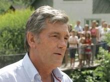 Ющенко выразил благодарность иностранцам за оказанную помощь
