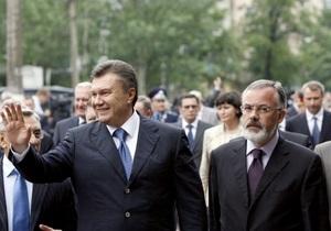 Табачник не против, чтобы темой первого урока в школах была программа Януковича