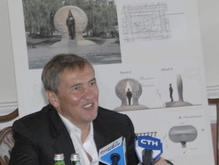 Памятник Гонгадзе в Киеве установят до 22 августа