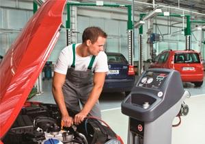 С началом лета сервисные центры  Прага Авто  предлагают выгодные предложения на обслуживание SKODA
