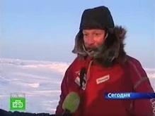 Впервые Северный полюс покорили полярной ночью
