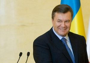 Янукович в интервью немецкой газете сказал, что ничего не слышал об успехах Таможенного союза