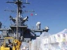 Пентагон: США не поставляют вооружение в Грузию