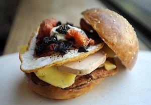 Новости Австралии - рестораны: В одном из рестранов Сиднея посетителям предлагают сэндвич за 122 доллара