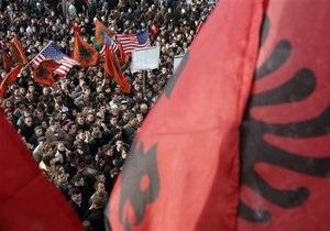 Черногория установила дипотношения с Косово. Сербия отзывает посла