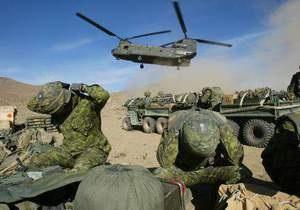 В Кабуле упал вертолет НАТО