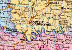 В Хмельницкой области нашли дорогу XIV века
