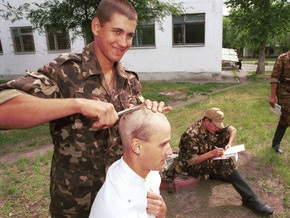 В Донецкой области в армию призвали 2150 юношей